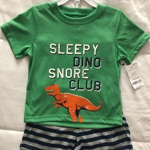 3 Piece Boys PJ set